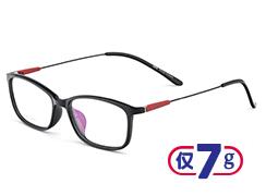 超轻潮流防蓝光互目眼镜4814