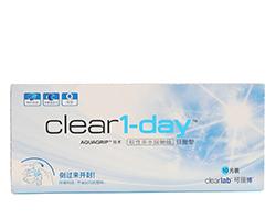 可丽博Clear1-day日抛10片装