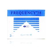 酷柏Frequency38 半年抛隐形眼镜2片装