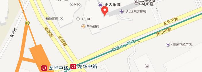 正大乐城店地址