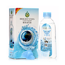 Visine优能大眼睛深层滋养眼部清洗液250ml
