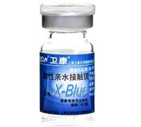 卫康X-BLUE隐形眼镜