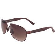 GUCCI古驰时尚金属板材太阳眼镜2229/F/S 8EJHA 棕色