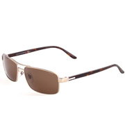 GUCCI古驰时尚金属板材太阳眼镜2242/F/S I3PSP 琥珀色