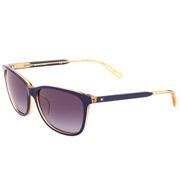 时尚板材太阳镜1249/F/S 1IMHD 蓝色