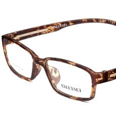 沃兰世奇时尚塑胶钛TR90超轻超韧眼镜架1230-C3