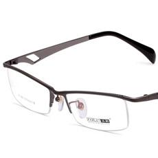 猛犸象纯钛眼镜架商务款81001-
