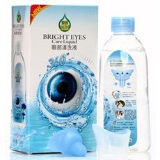 优能大眼睛深层滋养眼部清洗液250ml