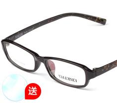 沃兰世奇TR90眼镜架CY8030+ 1.553树脂镜片