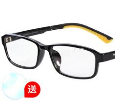 沃兰世奇TR90眼镜架1252(四色) + 1.553树脂镜片