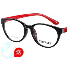 沃兰世奇TR90眼镜架CY8031(四色) + 1.553树脂镜片