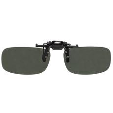 安视偏光太阳镜夹片180-7B绿