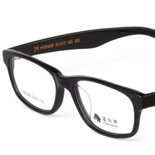 猛犸象超薄板材复古眼镜架HY81006