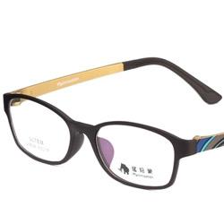 猛犸象钨碳塑钢眼镜架U-8026(3色)