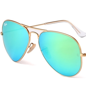 RAY BAN金属太阳眼镜0RB3025 112/1958 金色
