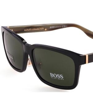 板材太阳眼镜0589/F/S 3RSUC 黑色