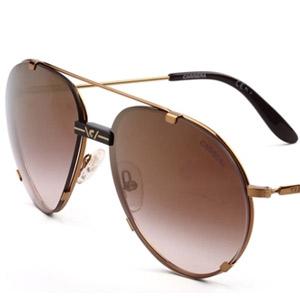 卡雷拉金属太阳眼镜80 OUN3M