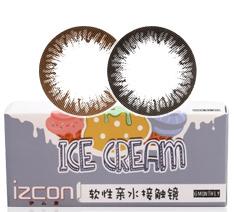 伊厶康冰淇淋单色半年抛1片装(2色)