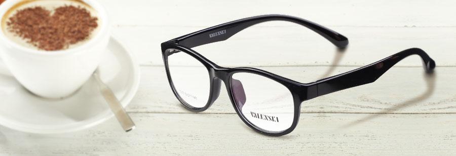 沃兰世奇板材眼镜架1233(3色)