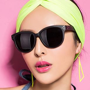HAN汉代时尚偏光太阳镜HS2616-C0202