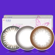 强生define新美瞳30片(3色)