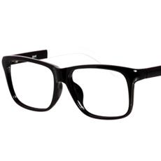 HAN潮款大框近视眼镜架2906(两色