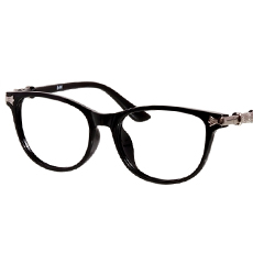 HAN克罗心近视眼镜架2904(两色)