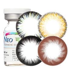 NEO可视眸巨目年抛一片装(4色)