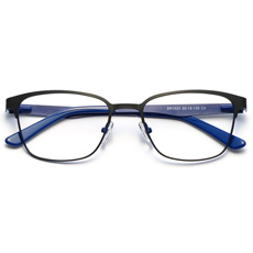 HAN不锈钢蓝光护目眼镜4839