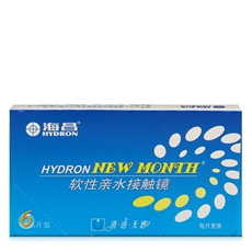 海昌new month月抛6片