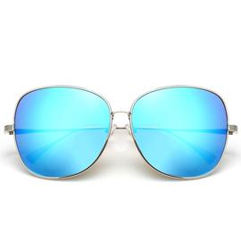 新品复古大框防紫外线太阳镜59303