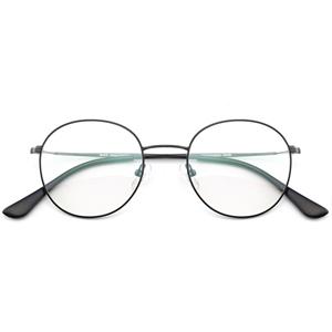 HAN金属眼镜9023