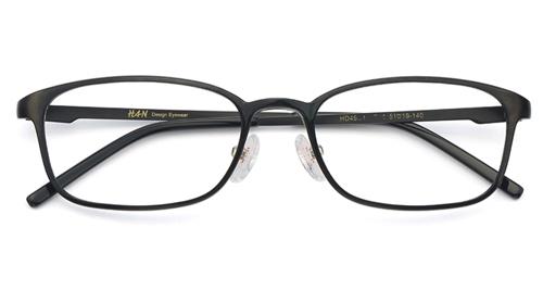HAN MEGA-TR不锈钢光学眼镜49205(送镜片)