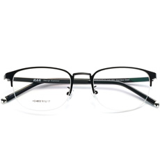 HAN雅致休闲蓝光眼镜4832