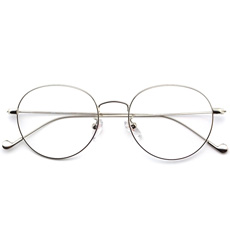 HAN细边圆框蓝光眼镜4840