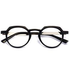 HAN个性圆框蓝光眼镜3504
