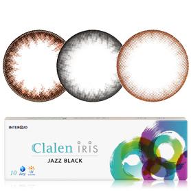 茵洛Clalen IRIS日抛彩色隐形眼镜10片装(3色)