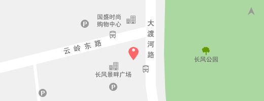 长风店地址