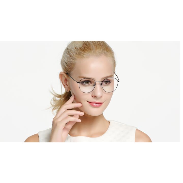 HAN COLLECTION光学眼镜架-低调枪色(HD9023-C7)