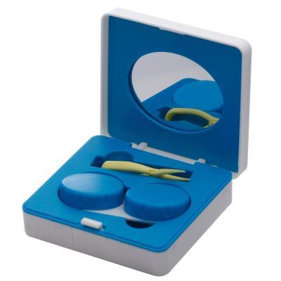 哆啦A梦隐形眼镜护理盒水果系列-颜色随机