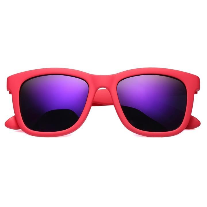 HAN爱色系MEGA-TR钛塑偏光太阳镜-粉红(HD3202-S17-7)