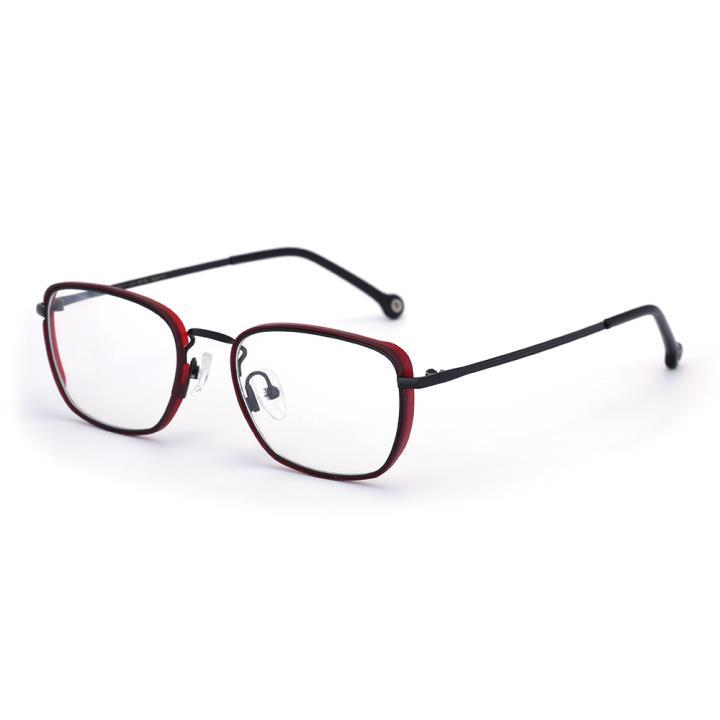 HAN COLLECTION光學眼鏡架HN41033M C3紅色