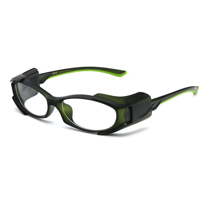 HAN MEGA-TR钛塑运动防风镜-橄榄绿(HN49327-C2)