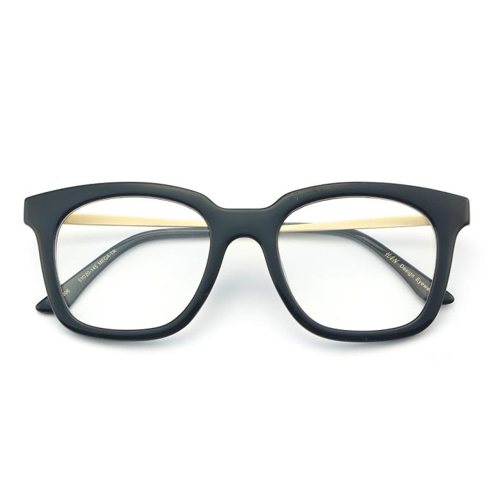 HAN SUNGLASSES太阳眼镜架HD5806-C31 黑框