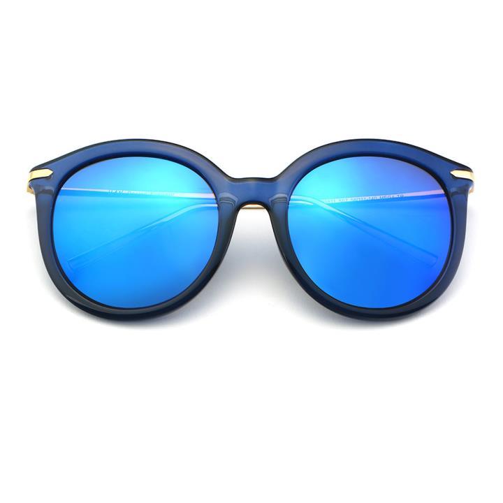 HAN MEGA-TR钛塑偏光太阳镜-蓝框蓝色片(HD5811-S07)