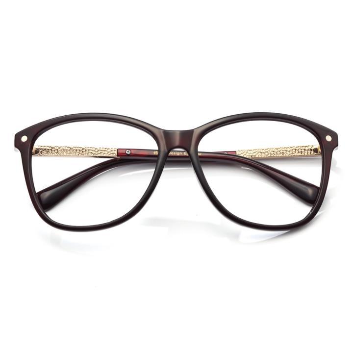 HAN SUNGLASSES太阳眼镜架HDX5802-C36 酒红