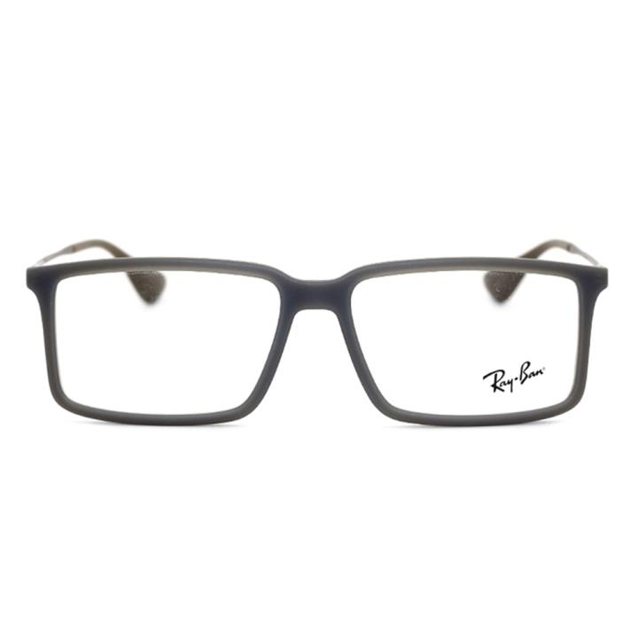 RAY BAN雷朋板材&金属眼镜架-灰色(ORX7043-5466/54)