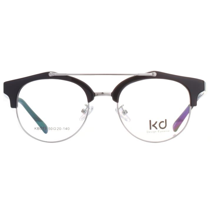 KD设计师手制金属板材眼镜kb013-C01