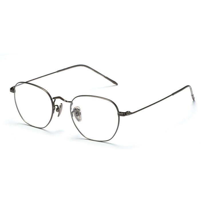 HAN TITANIUM光学眼镜架HN41040M C1枪色