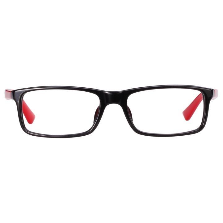 RAY BAN雷朋板材框架眼镜0RX5292D-2475-54 黑红色